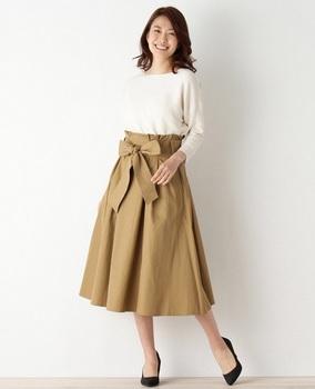 ウエストリボンベルトスカート4.jpg