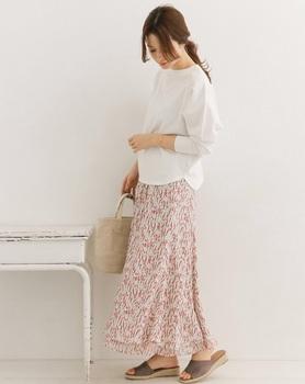 シフォンプリントスカート5.jpg