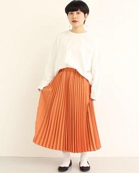 テラコッタカラースカート2.jpg