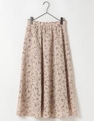 フラワープリントスカート.jpg