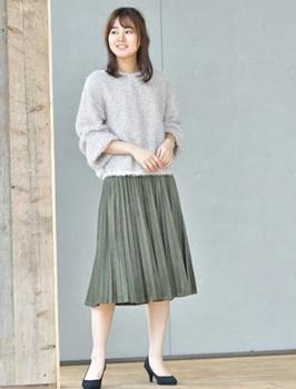 ベロアプリーツスカート2.jpg