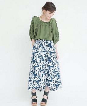 ボタニカルスカート2.jpg