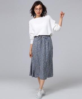 レトロプリントスカート5.jpg